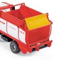 SIKU 3061 Lindner Unitrac mit Ladewagen 1:32