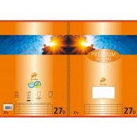 Schulheft  A4 32Bl 90g Lin27 Premium liniert mDR