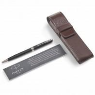 PARKER Kugelschreiber Sonnet Black Lacquer P.T. Geschenkset mit Etui