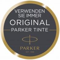 PARKER Tintenpatrone Quink mini schwarz 6 Stück