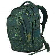 SATCH Schulrucksack pack Green Compass
