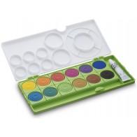 LAMY Deckfarbkasten aquaplus 12 Farben lime