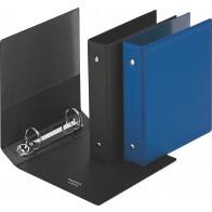 VELOFLEX Ringbuch A6 4167 2-Ring 25mm dunkelblau