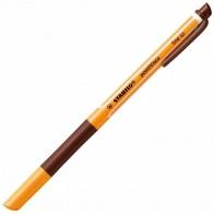 STABILO Tintenroller pointVisco 1099 0,5mm braun