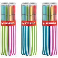 STABILO Fasermaler pen 68 1-2mm 20 Stück Twin Pack