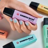 STABILO Textmarker BOSS Pastell 70/150 kirschblütenrosa