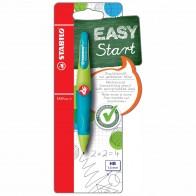 STABILO Druckbleistift EASYergo R 1,4mm neonlimonengrün / aquamarin