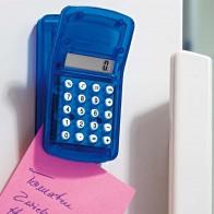 WEDO Taschenrechner Mini -Amigo- mit Magnetklemmer farbig sortiert