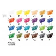 STAEDTLER Farbstift Ergosoft 157-6 violett