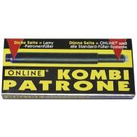 ONLINE Kombi Tintenpatrone schwarz 5 Stück