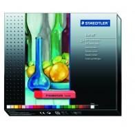 STAEDTLER Softpastell Kreiden 2430 24 Stück