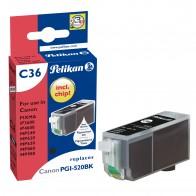 Canon PIXMA iP4600 (PGI-520BK) Pigmentti