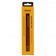 RHODIA Kugelschreiber skRipt M Aluminium orange eloxiert
