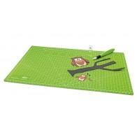 WEDO Cutting Mat CM 45 grün Schneidematte 450x300x3mm