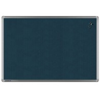 Pinboard UNIVERSAL grau 90x120 cm
