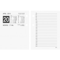 Umlegekalender klein