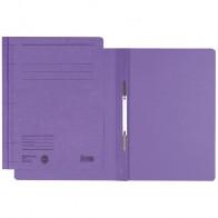 Schnellhefter Rapid A4 violett