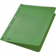 LEITZ Ösenhefter 3742 A4 1/1 Vorderdeckel grün