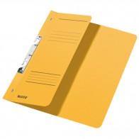 LEITZ Schlitzhefter 3744 1/2-Vorderdeckel gelb