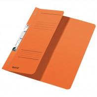 LEITZ Schlitzhefter 3744 1/2-Vorderdeckel orange