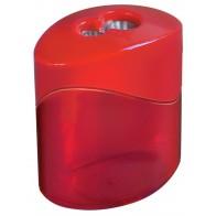 MILAN Doppel-Dosenspitzer 381 oval 8 + 11mm