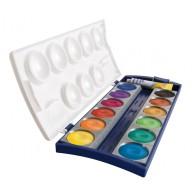 PELIKAN Deckfarbkasten K12 12 Farben
