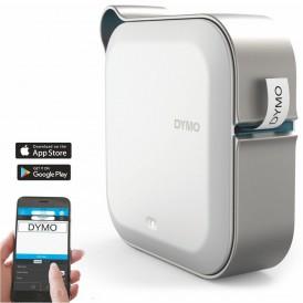 DYMO Beschriftungsgerät Mobile Labeler 6-24mm USB Bluetooth für PC, MAC, iOS, Android
