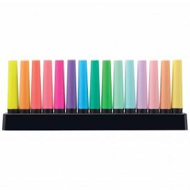 STABILO Textmarker BOSS Tischset 15 Stück / 15 Farben