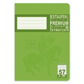 STAUFEN Premium Vokabelheft 10257 A5 3 Spalten 40 Blatt