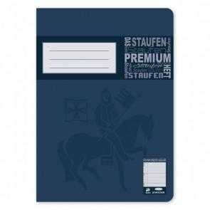 STAUFEN Hausaufgabenheft A5 Premium 24 Blatt 90g 24 Wochen