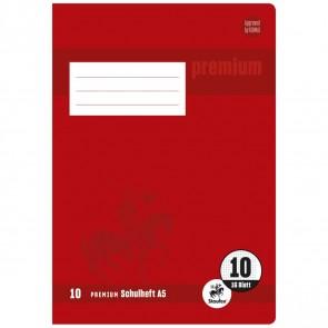 STAUFEN Premium Heft A5 16 Blatt LIN 10