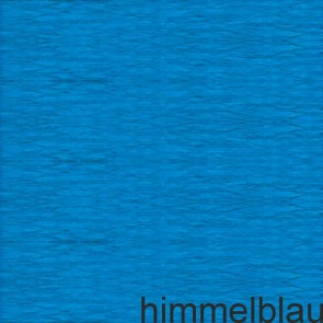 WEROLA Krepp-Papier 50x250cm himmelblau