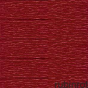 WEROLA Krepp-Papier 50x250cm rubinrot