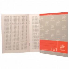 STAUFEN Einmaleinsheft A6 1x1 - 1x100, 8 Blatt