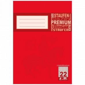 STAUFEN Premium Arbeitsblock A4 50 Blatt kariert