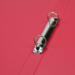 STAUFEN PP-Ringbuch A4 2-Ringe 17mm bordeaux
