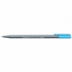 STAEDTLER Fineliner triplus 334 0,3mm aquablau