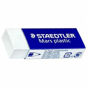 STAEDTLER Radiergummi Mars plastic weiß