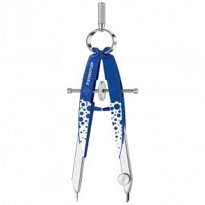 STAEDTLER Zirkel Mars comfort 556 00-M1 metallic blau