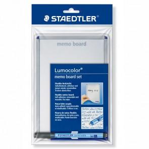 STAEDTLER Memoboard Whiteboard A5 flexible Notiztafel