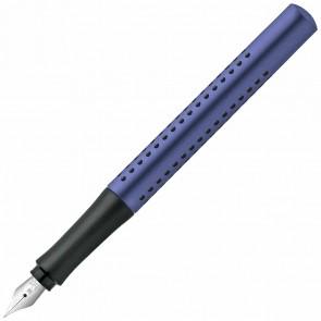 FABER CASTELL Füllhalter Grip 2011 M blau