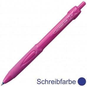 MITSUBISHI Kugelschreiber uni-ball POWERTANK SN-220 1,0mm pink, Schreibfarbe blau