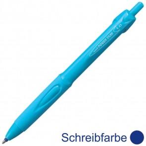 MITSUBISHI Kugelschreiber uni-ball POWERTANK SN-220 1,0mm hellblau, Schreibfarbe blau