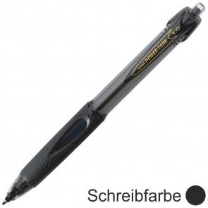 MITSUBISHI Kugelschreiber uni-ball POWERTANK SN-220 1,0mm schwarz