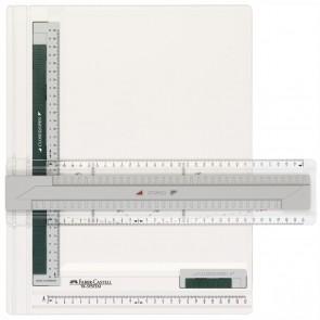 FABER CASTELL Zeichenplatte TK-SYSTEM A4 B-Ware
