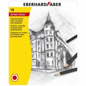 EBERHARD FABER Zeichenset Artist Color 16-teilig