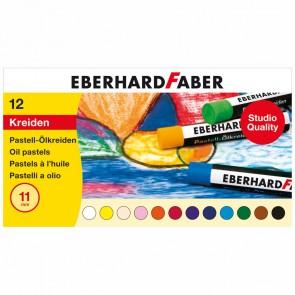 EBERHARD FABER Ölpastellkreide 12 Stück