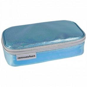 EBERHARD FABER Schlamperbox JUMBO glitter blau