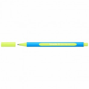 SCHNEIDER Kugelschreiber Slider EDGE XB gelb