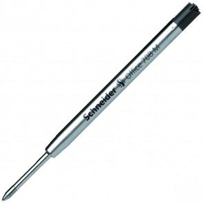 SCHNEIDER Grossraum Kugelschreibermine G2 Office 708 M schwarz 10 Stück